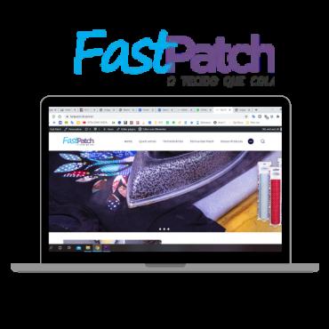 Novo Site da Fast Patch